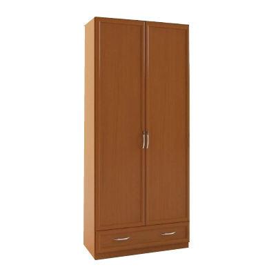 2+1 МДФ шкаф распашной двухдверный