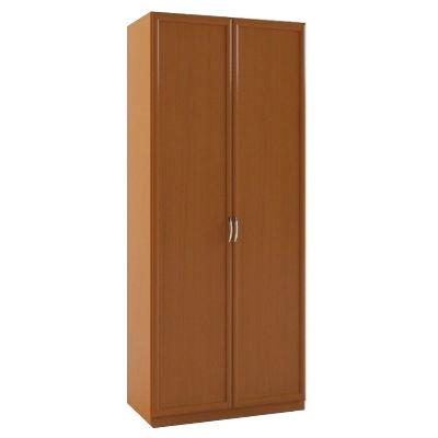 2-МДФ шкаф распашной двухдверный