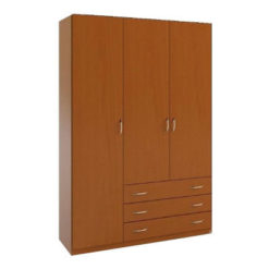 3.3 шкаф распашной трехдверный в прихожую