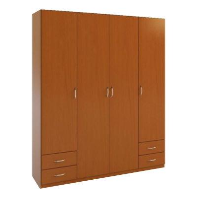 4.6 шкаф распашной четырехдверный в спальню