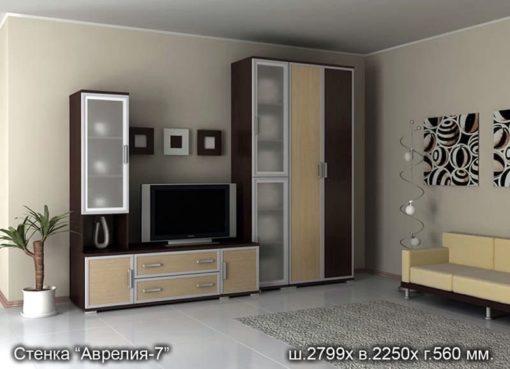 Аврелия-7 стенка (ФВ)