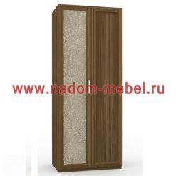 Гармошка-1Д кожа шкаф