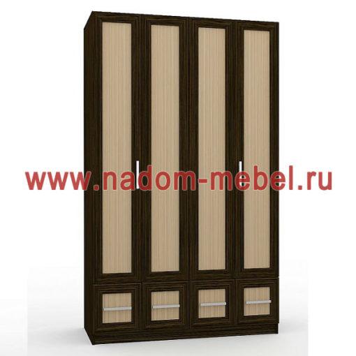 Гармошка-2.4Д шкаф