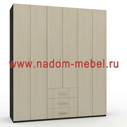 Гармошка-3.3 шкаф