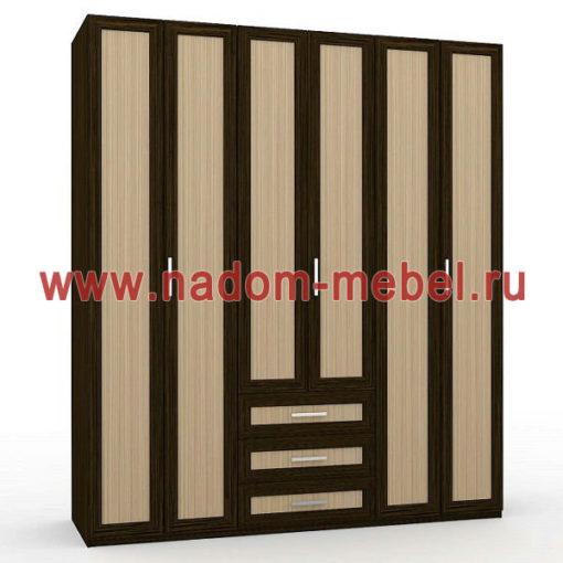 Гармошка-3.3Д шкаф