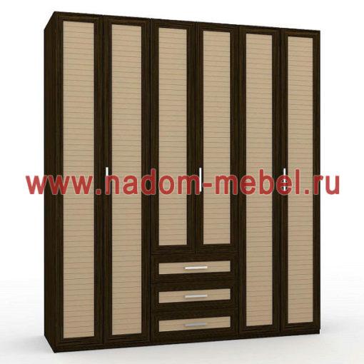 Гармошка-3.3Ж шкаф