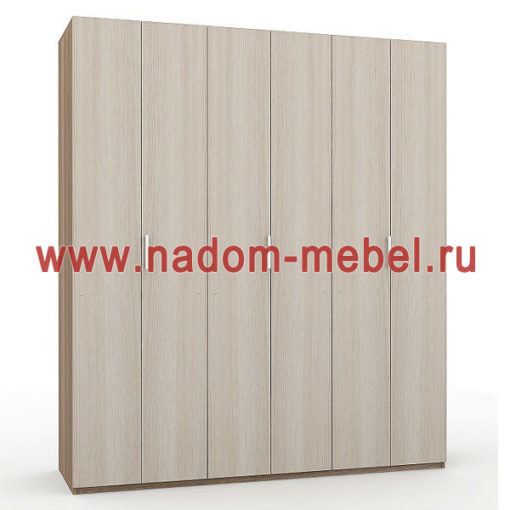 Гармошка-3 шкаф