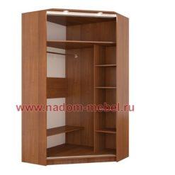 Калисто Ф-1 шкаф угловой