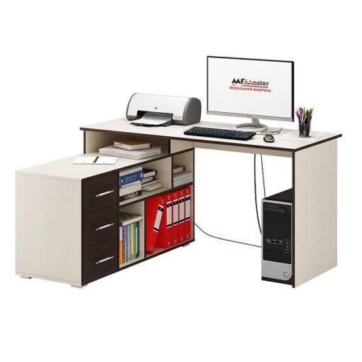 Краст-2 угловой компьютерный стол (ФМ)