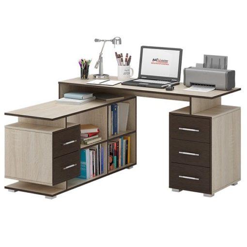 Краст-3 угловой компьютерный стол (ФМ)