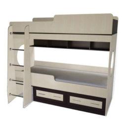 Мебелайн-1 кровать 2-х ярусная
