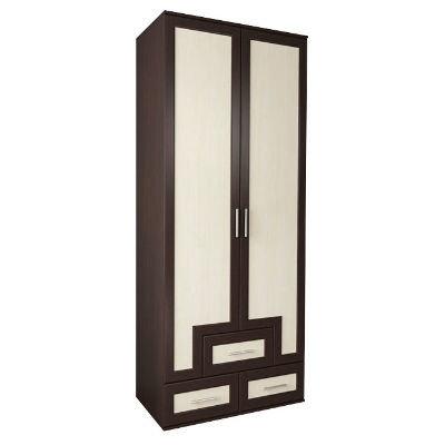 Мебелайн-1 шкаф распашной