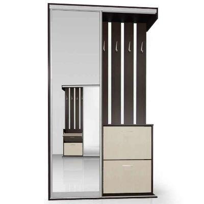 Мебелайн-12 шкаф купе в прихожую
