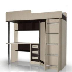 Мебелайн-2 кровать 2-х ярусная