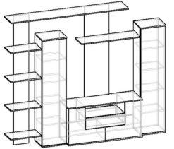 Мебелайн-2 стенка