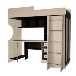 Мебелайн-3 кровать 2-х ярусная