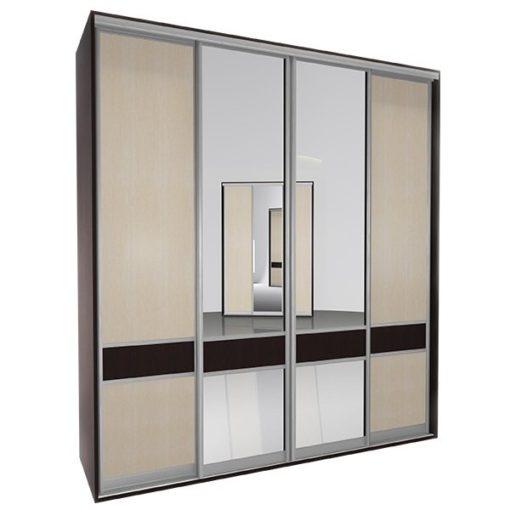 Мебелайн-3 шкаф купе