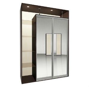Мебелайн-4 шкаф купе