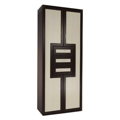 Мебелайн-4 шкаф распашной