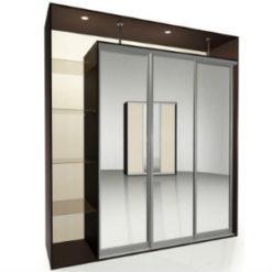 Мебелайн-7 шкаф купе