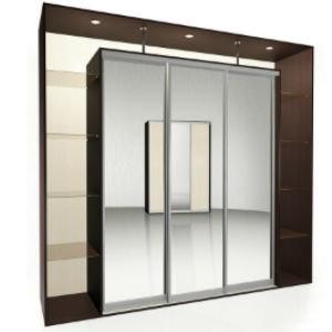 Мебелайн-8 шкаф купе