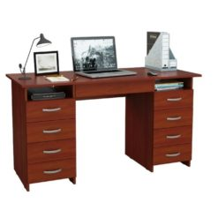 Милан-10Я письменный стол (ФМ)
