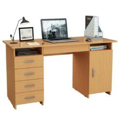 Милан-7Я письменный стол (ФМ)