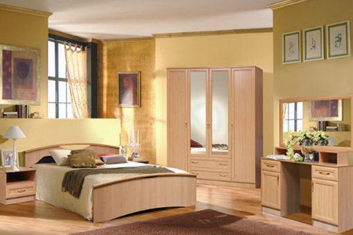 Милена-8 спальня