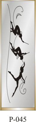 пескоструйный рисунок Р 045