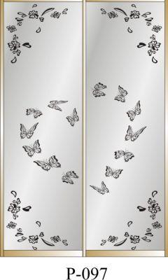 пескоструйный рисунок Р 097