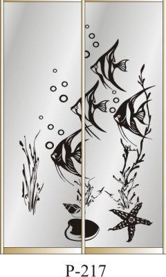 пескоструйный рисунок Р 217