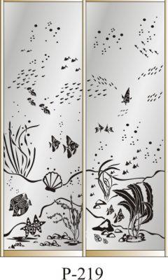 пескоструйный рисунок Р 219