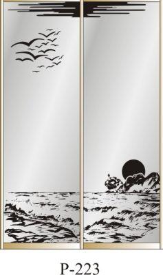 пескоструйный рисунок Р 223