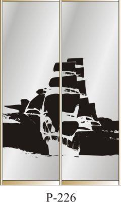 пескоструйный рисунок Р 226