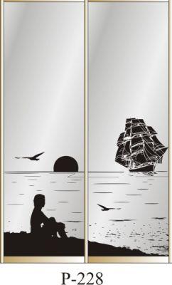 пескоструйный рисунок Р 228