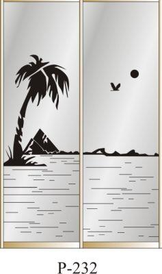 пескоструйный рисунок Р 232