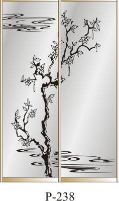 пескоструйный рисунок Р 238