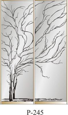 пескоструйный рисунок Р 245