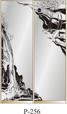 пескоструйный рисунок Р 256
