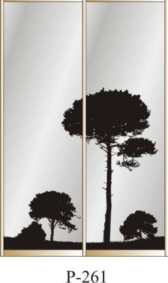 пескоструйный рисунок Р 261