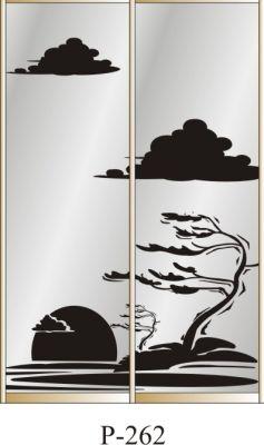 пескоструйный рисунок Р 262