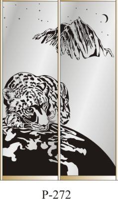 пескоструйный рисунок Р 272