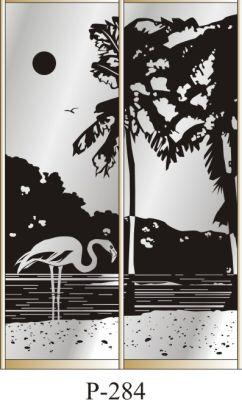 пескоструйный рисунок Р 284