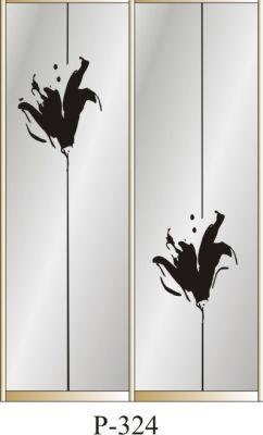 пескоструйный рисунок Р 324