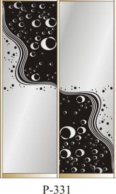 пескоструйный рисунок Р 331