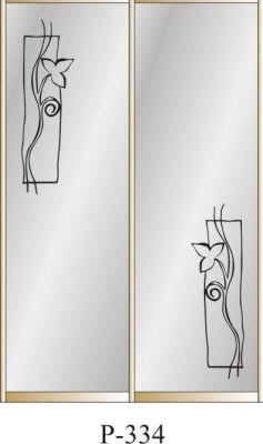пескоструйный рисунок Р 334