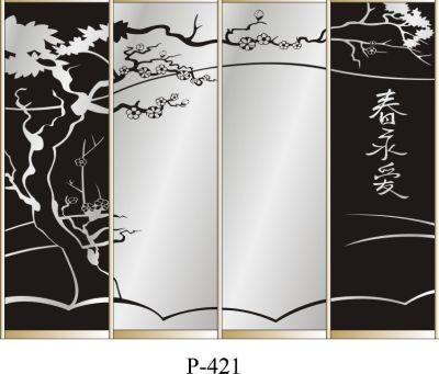 пескоструйный рисунок Р 421