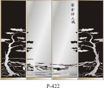 пескоструйный рисунок Р 422