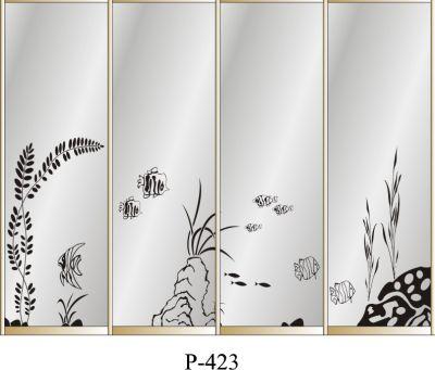 пескоструйный рисунок Р 423