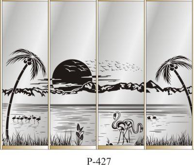 пескоструйный рисунок Р 427